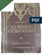 As índias ocidentais_Bartholomeu de Las Casas