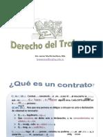 1 Derecho Del Trabajo i - Unidad 1 Contrato de Trabajo