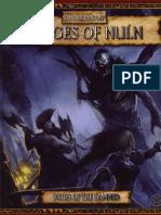 Warhammer Fantasy RPG ESP  Camino de los Condendados 3 - Forjas de Nuln.pdf
