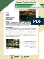 Yucatan Chochola Cenote SanIgnacio
