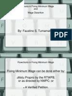 Flowchart Fixing Minimum Wage.ppt