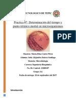 Practica 7 Microbiologia