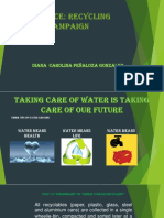 DESARROLLO DE Evidence-Recycling-Campaign.pptx