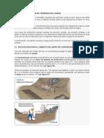 Muro de Contención de Terrenos en Ladera