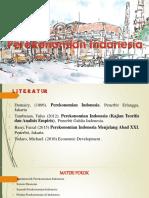 1. KARAKTERISTIK Perekonomian Indonesia