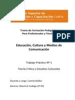 Trabajo Practico Comunicación UPCN Merlo