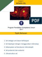 2017_BIO100_Kuliah_2_ Wisata sel.pdf