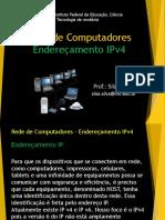 Endereçamento IP - Mascara de Rede
