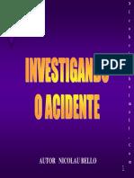 Investigando o Acidente