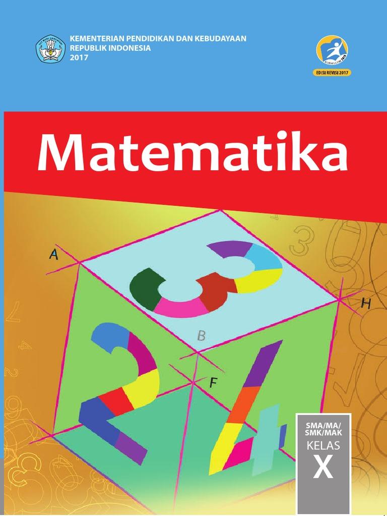 Buku siswa matematika kelas 10 revisi 2017 1 ccuart Images