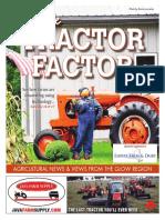 Tractor Factor, Sept. 28, 2017
