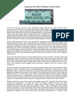 Kisah Sunan Gunung Jati dan Misteri Hilangnya Istana Pakuan.docx
