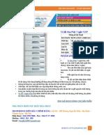 Tủ File Hòa Phát Tu7f