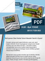 0813-2152-9993 (Bpk Yogie) | BioCypress Tangerang| Biocypresss Manfaat