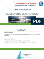 Desastre Chernóbil