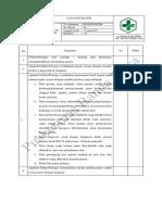 Daftar Tilik Layanan Klinis bab 7