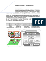 Procesos Productivos en La Agroexportación