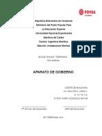 Trabajo Aparato de Gobierno Hector Lopez