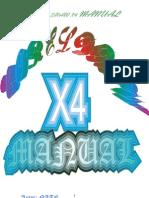 Manual de Corel Draw x4