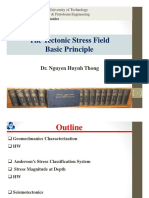 LECTURE- the Tectonic Stress Field Basic Principle