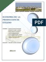 Economía de La Producción de Etileno