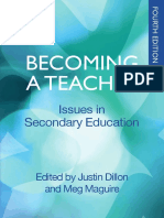 Justin Dillon, Meg Maguire-Becoming a Teacher_ Issues in Secondary Teaching  -Open Univ Press (2011).pdf