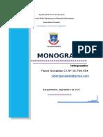 Psicología de Los Procesos Cognitivos _ MONOGRAFÍA