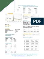 Market Update 4th October 2017