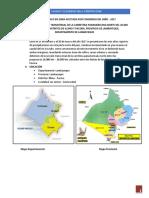 Informe Tecnico de Area Afectada