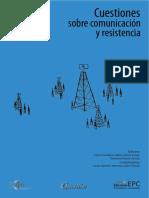 Cuestiones Sobre Comunicacion y Resistencia