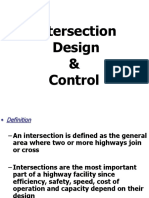 7-Intersections Design& Control