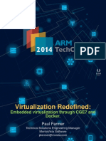Virtualization Redefined 11-10-2014