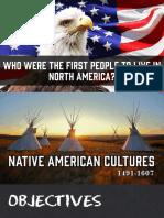 native american cultures 1491-1607 part 1