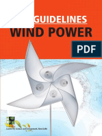 EIA Guidelines Wind Power Report-CSE