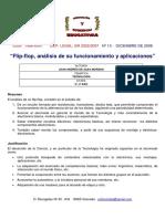 FLIP-FLOP, ANÁLISIS DE SU FUNCIONAMIENTO Y APLICACIONES-JUAN ANDRÉS DE ALBA MORENO.pdf