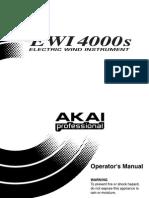 EWI4000s_OperationManual