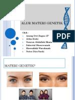 Aliran Materi Genetik