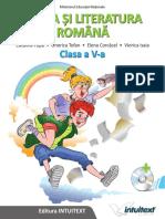 Intuitext Manual Romana Cls 5