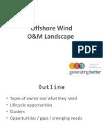 Offshore Wind O&M Landscape.ppt