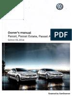 VW Passat B8 Owner's Manual_20170726131212