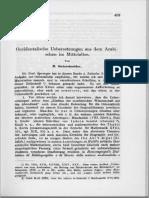 Steinschneider--Occidentalische Uebersetzungen Aus Dem Arabischen Im Mittelalter--ZDMG1874