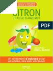 Christine Virbel Alonso, Carole Minker Citron Et Autres Agrumes Un Concentré de Bienfaits Pour Votre Maison, Votre Santé, Votre Beauté