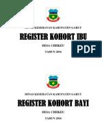Cvr Register Kohort