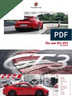 911 GT3 - Catalogue