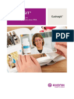 Evonik Eudragit Brochure