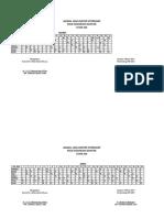 jadwal setor Sheet1