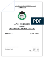 Law of Contracts 2