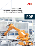 Lista de Precios 2017 - Energia y Automatizacion (LQ)