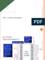8051 Input-outputpinconfig Lecture 6
