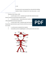 Anatomi vaskularisasi otak